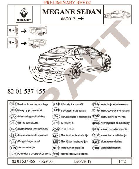 Manual Na Renault Megane (ePUB/PDF)