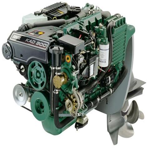 Manual Service Volvo Penta Kad (PDF files/ePubs)