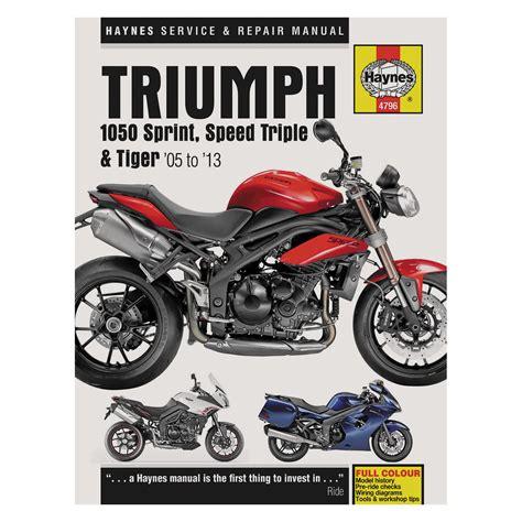 Manual Triumph Speed Triple Epubpdf