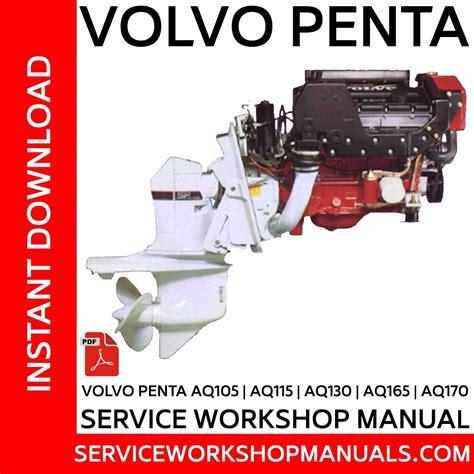 Manual Volvo Penta D1 30 (ePUB/PDF) Free