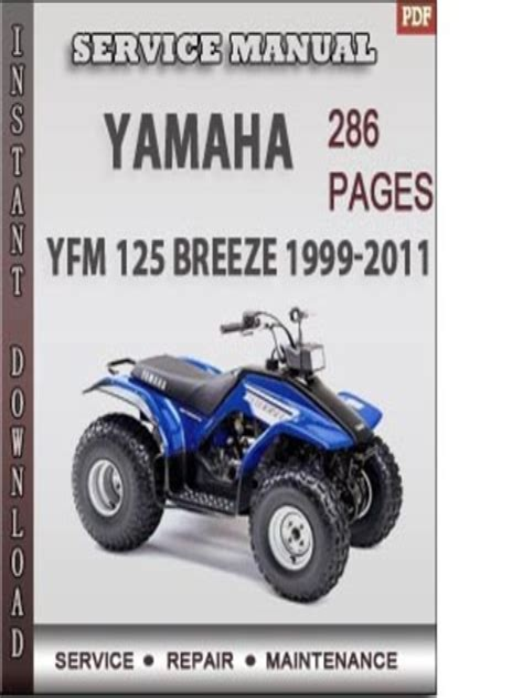 Manual Yamaha Breeze (Free ePUB/PDF)