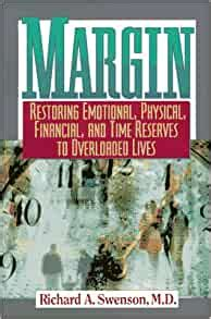 Margin Restoring Emotional Physical Financial And Time Reserves To Overloaded Lives