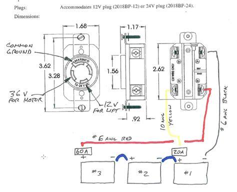 [DIAGRAM_38ZD]  Marinco Plug Wiring Diagram | Delco 10315120 Wiring Diagram |  | Render