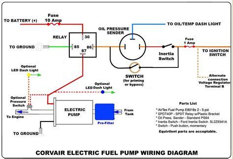 Marine Electric Fuel Pump Wiring Diagram (ePUB/PDF)Martina Lamosova