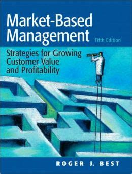 MarketBased Management Strategies For Growing Customer Value And Profitability