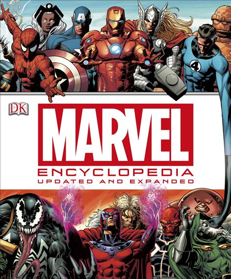 Marvel Encyclopedia Updated Edition