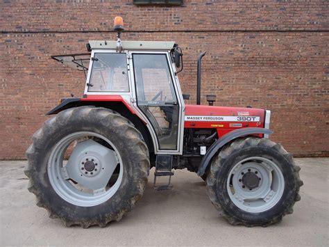 Massey Ferguson Mf 390t Tractor Before Sn B18008 Parts Manual ...