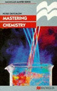 Mastering Chemistry Macmillan Master Series Science