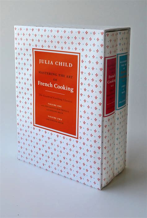 Mastering The Art Of French Cooking 2 Volume Set