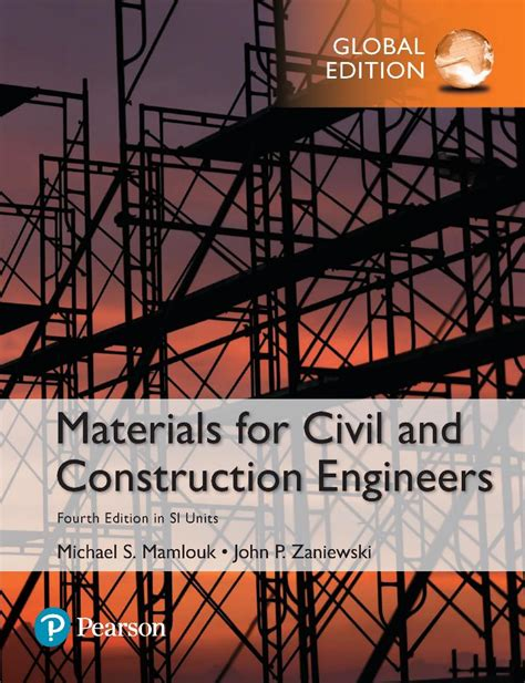 Materials For Civil And Construction Engineers 3rd Edition