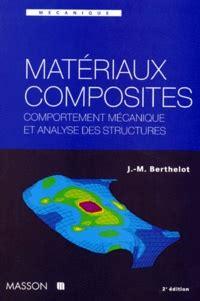Terrific Materiaux Composites Comportement Mecanique Et Epub Pdf Wiring Cloud Hisonuggs Outletorg