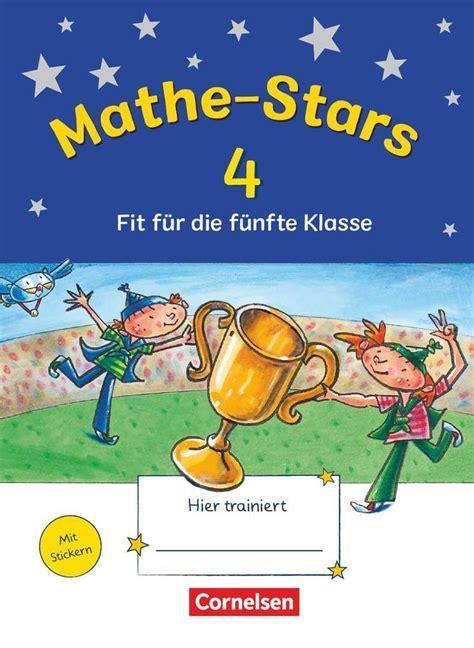 Mathe Stars Fit Fur Die Nachste Klasse Fur Die 5 Klasse Ubungsheft ...