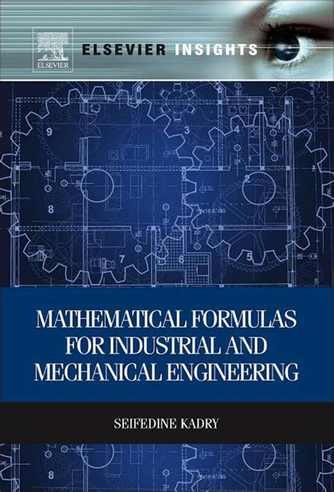 Mathematical Formulas For Industrial And Mechanical Engineering ...