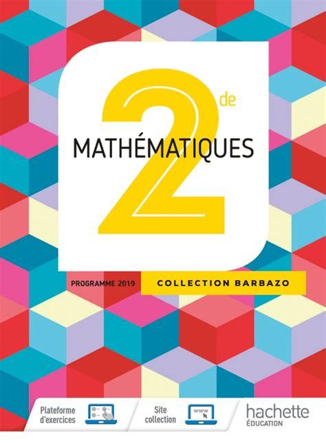 Maths Eleve De Seconde Livre Du Professeur