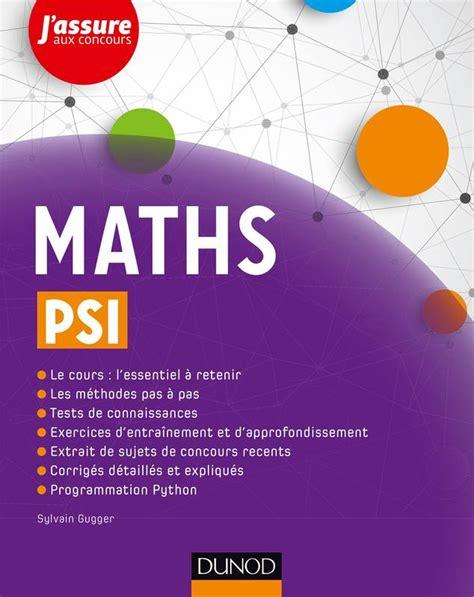 Maths Psi (ePUB/PDF) Free
