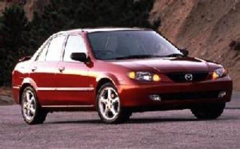 Mazda Protege 1999 2003 Service Repair Manual (ePUB/PDF)