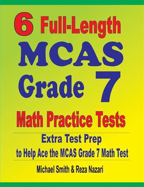 Mcas Practice Test Grade 7 Math (ePUB/PDF) Free