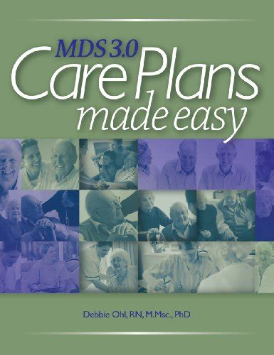 Mds 30 Care Plans Made Easy