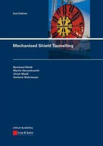 Miraculous Mechanised Shield Tunnelling Maidl Bernhard Herrenknecht Martin Wiring Cloud Hisonuggs Outletorg
