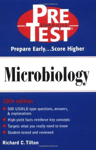 Medicine Pretest Self Assessment And Review 10th Tenth Edition