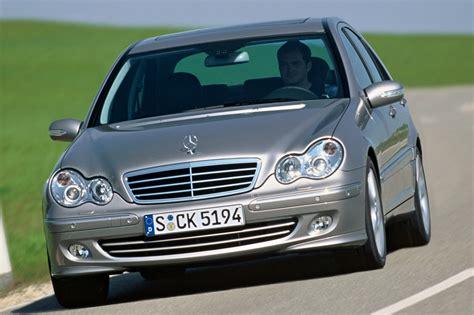 Mercedes Benz 2007 C Class C230 C280 C350 4matic Sport Owners ...