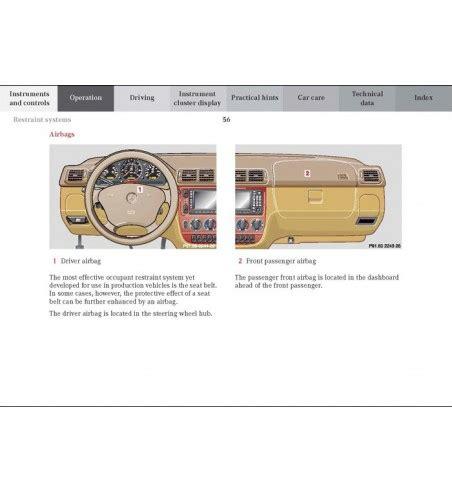 Mercedes Ml W163 Manual (ePUB/PDF) Free