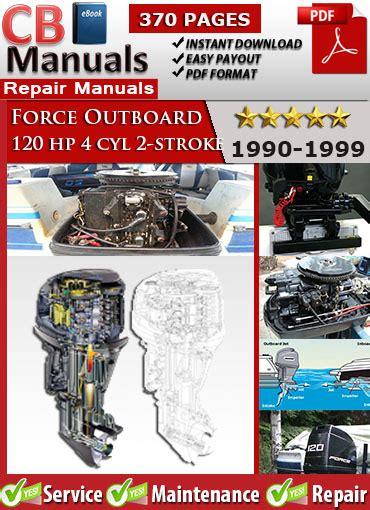 Mercury Force 120 Service Manual (ePUB/PDF) Free