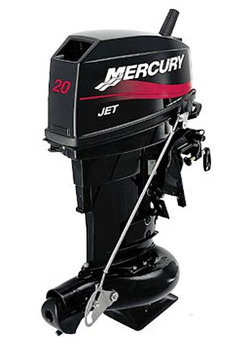 Mercury Mariner 20 Jet 20 25 25 Marathon 25 Seapro Outboards ... on