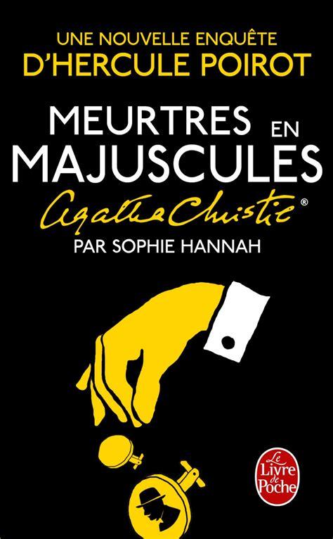 Meurtres En Majuscules (ePUB/PDF) Free