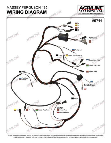 Mf 135 Tractor Wiring Diagram (ePUB/PDF)Klima - Teplo designing, sro