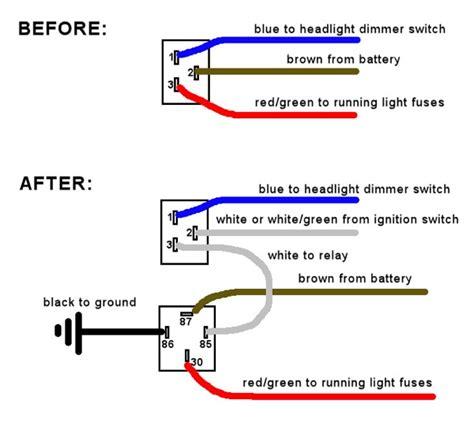 Mgb Headlight Relay Wiring Epub Pdf