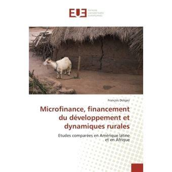 Microfinance Et Financement Du Developpement (ePUB/PDF)
