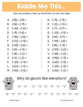 Middle School Math Riddles (ePUB/PDF) Free