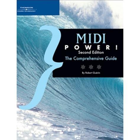 Midi Power The Comprehensive Guide   Pdf/ePub Library
