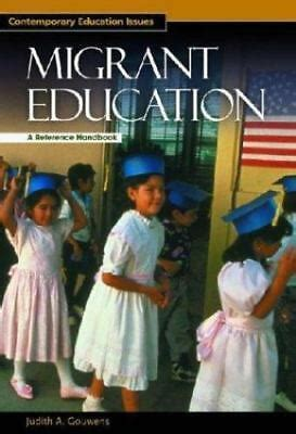 Migrant Education A Reference Handbook
