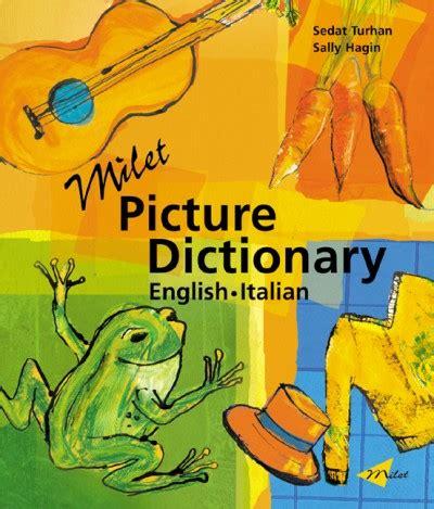 Milet Picture Dictionary English Italian (ePUB/PDF) Free