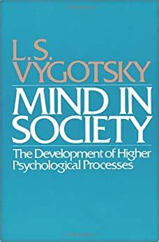 Mind In Society Development Of Higher Psychological Processes ...