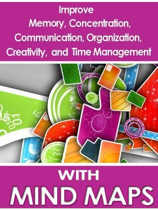 Mind Maps Improve Memory Concentration Communication Organization Creativity And Time Management
