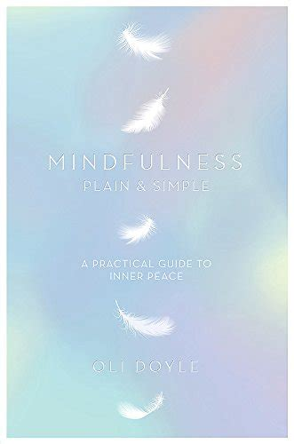 Mindfulness Plain Simple