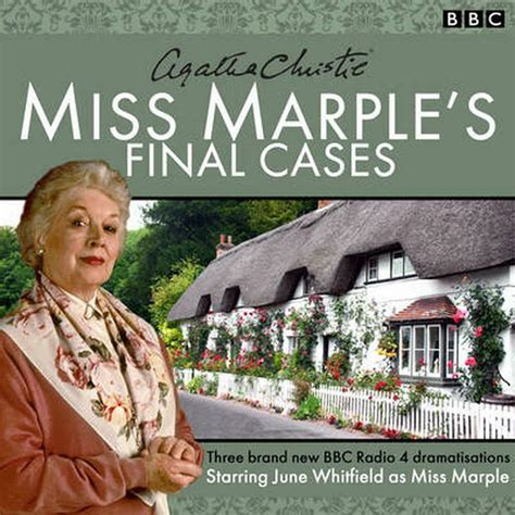 Miss Marples Final Cases Three New Bbc Radio 4 Full Cast Dramas ...