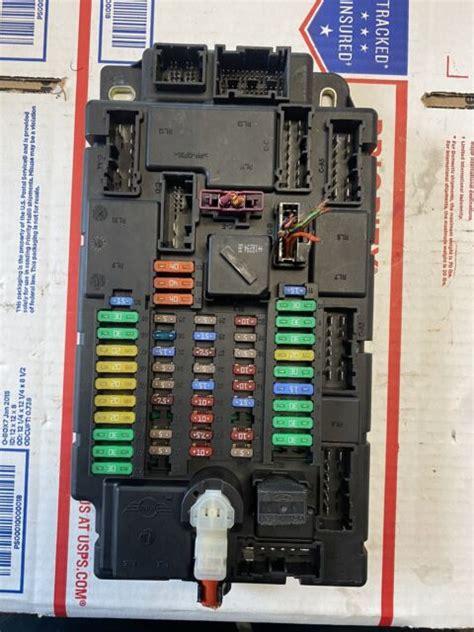 mitsubishi evo 8 fuse box