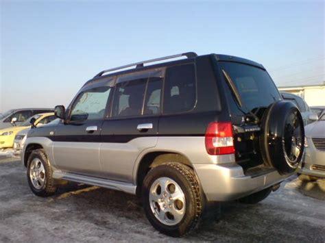 Mitsubishi Pajero 2003 Io User Manual (ePUB/PDF) Free