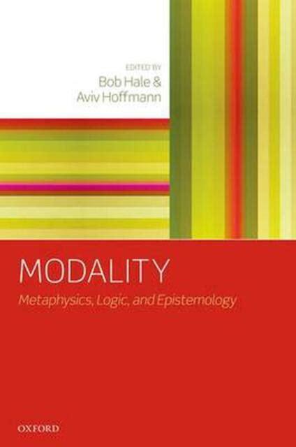 Modality Hale Bob Hoffmann Aviv (ePUB/PDF)