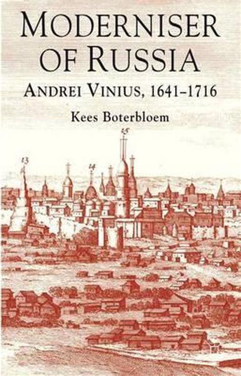 Moderniser Of Russia Boterbloem Kees (PDF/ePUB) on