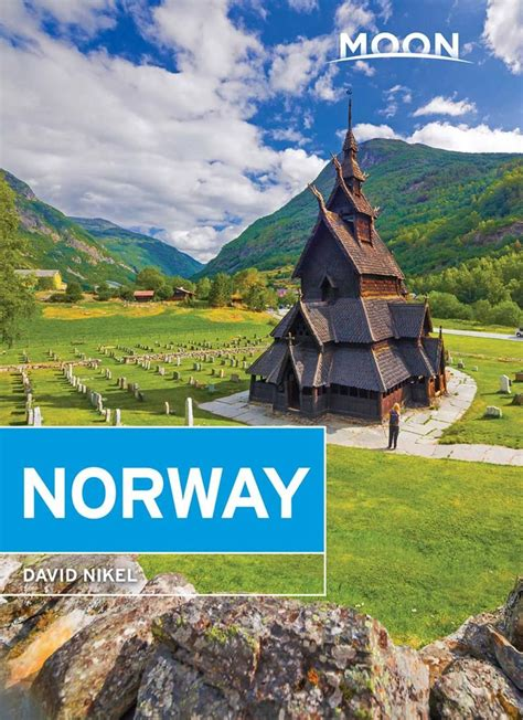 Moon Norway Travel Guide