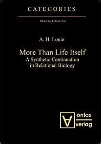 More Than Life Itself A Synthetic Continuation In Relational Biology