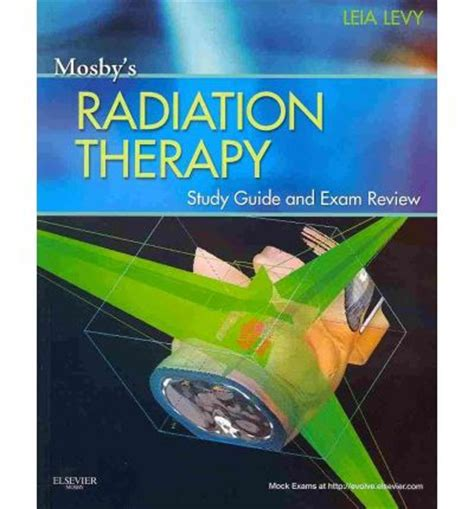Mosby S Radiation Therapy Study Guide And Exam Review Print WAccess Code