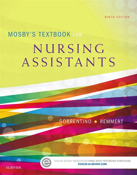 Mosbys Textbook For Nursing Assistants Soft Cover Version
