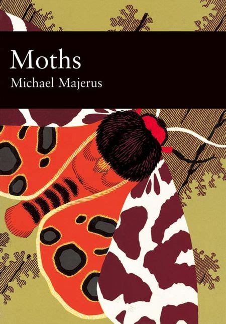 Moths Collins New Naturalist Library Book 90 Majerus Mike (ePUB/PDF)