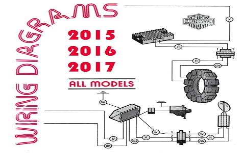 Motorcycle Wiring Diagrams Harley Davidson Fxrs (Free ePUB/PDF) on
